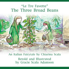 The Three Broad Beans